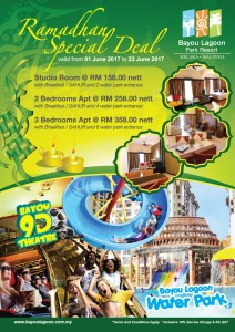 Ramadhan month Room Promo